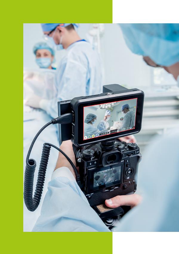 camera for Hospital Kochi